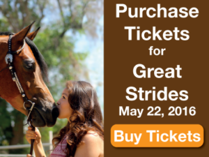 Buy Tickets for Great Strides